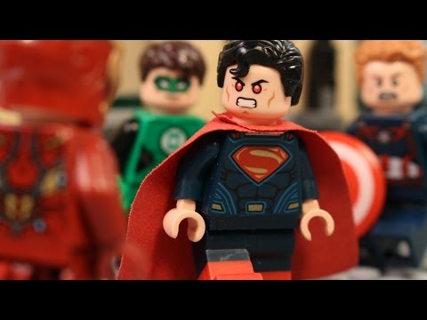 Video Lego Justice League vs The Avengers download in MP3, 3GP, MP4, WEBM, AVI, FLV January 2017