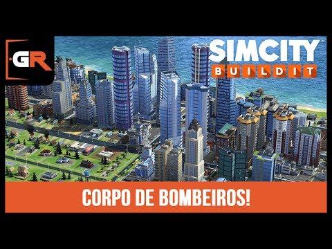 Terra - INCÊNDIO NUNCA MAIS, BOMBEIRO NA ÁREA - SimCity Buildit