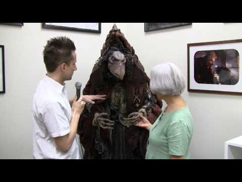 Restoring the Skeksis Video Podcast - The Dark Crystal - The Jim Henson Company