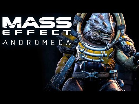 Mass Effect Andromeda – Gameplay Series #2: Combat Profiles and Squads