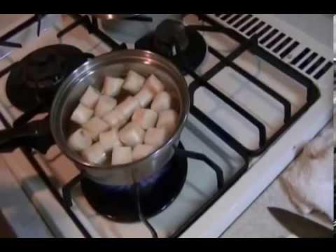【料理】超簡単!初心者向き「三つ葉と麩の吸い物」by藤川真一