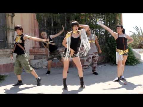 Popnography - We Are A Bit Different Dance Cover (EvoL)