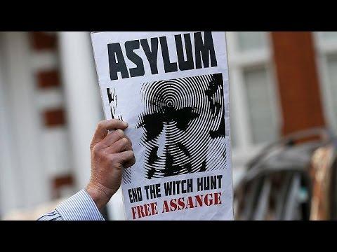 Γαλλία: Απερρίφθη το αίτημα Ασάνζ για άσυλο