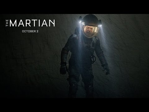 The Martian (TV Spot 'Never Stop Fighting')