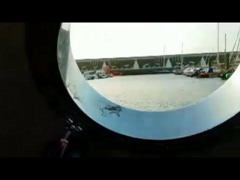 Ο διάπλους του Ατλαντικού με ένα βαρέλι