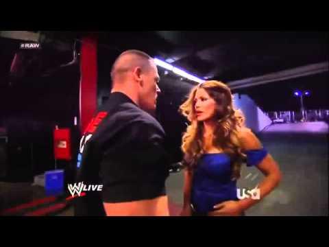 John Cena Salva Eve Torres Da Kane E La Bacia (2nd Version).mpg (видео)