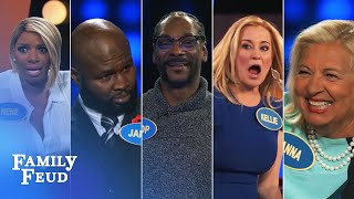 Video Top 5 Celebrity Moments for Season 2! | Celebrity Family Feud MP3, 3GP, MP4, WEBM, AVI, FLV September 2018