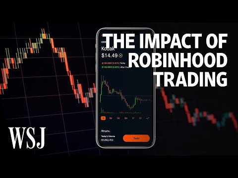 How Robinhood Is Shaking Up Stock Trading | WSJ