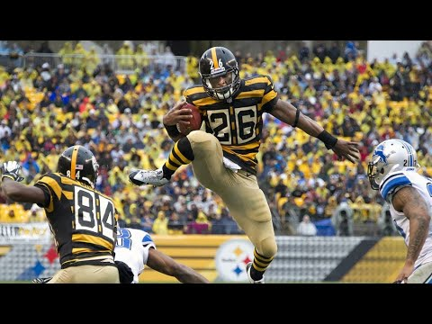 Pittsburgh Steelers Trading Le'Veon Bell   Detroit Lions Shouldn't Trade for Bell..