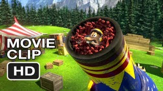 Nonton Madagascar 3 Europes Most Wanted   Movie Clip  4   Human Cannonball  2012  Hd Movie Film Subtitle Indonesia Streaming Movie Download