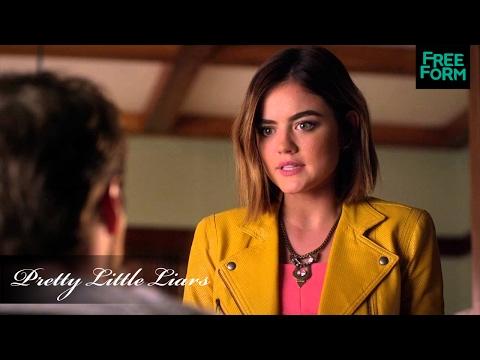 Pretty Little Liars   Season 6, Episode 16 Clip: Aria & Liam    Freeform