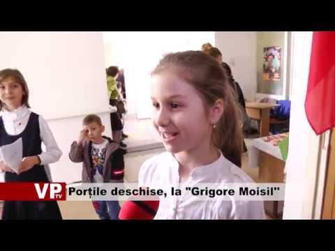 """Porțile deschise, la """"Grigore Moisil"""""""
