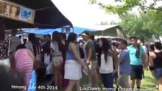 Hmong July 4th 2014 Chaw Noj Mov