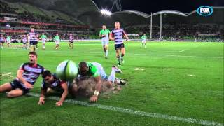 Rebels v Highlanders Rd.5 2016 | Super Rugby Video Highlights