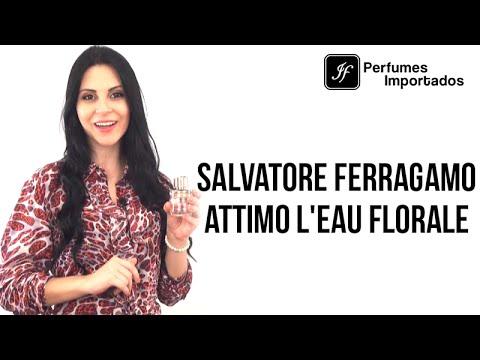 Perfume Salvatore Ferragamo Attimo L'Eau Florale - Eau de Toilette