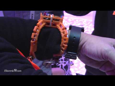 A peek at the Nixie wearable quadcopter camera