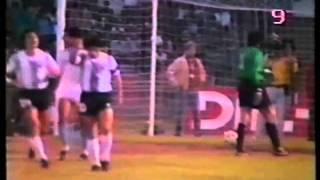 Diego Maradonas 34 Treffer für Argentinien