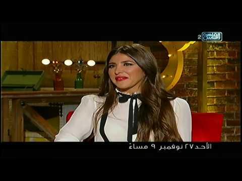 """سما المصري ضيفة حلقة جديدة من """"نفسنة"""""""