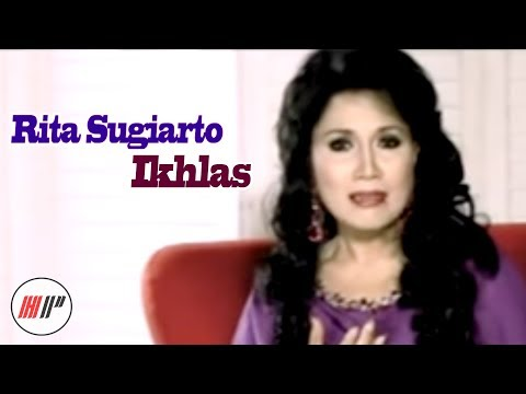 RITA SUGIARTO - IKHLAS - OFFICIAL VERSION