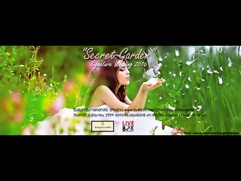 Signature Wedding 2016 at Shangri-La Hotel Chiang Mai