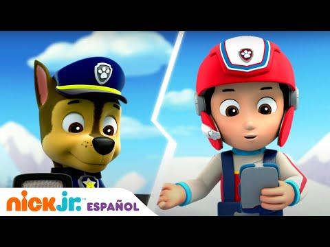 Paw Patrol | Tareas Educacionales - parte 1 🐶 | Nick Jr.