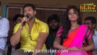 Jayam Ravi and Anjali's New Movie Press Meet