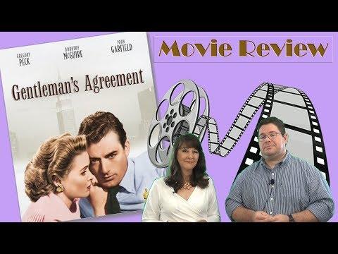 Gentleman's Agreement Movie Review