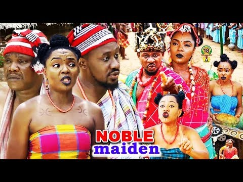 Nobel Maiden 3&4- Chioma Chukwuka 2018 Latest Nigerian Nollywood Movie ll African Epic Movie Full HD