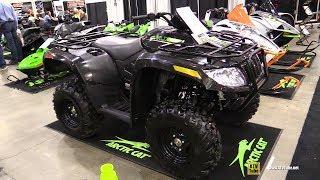 10. 2017 Arctic Cat VLX 700 Recreational ATV - Walkaround - 2017 Toronto Snowmobile ATV Show