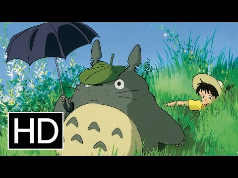 My Neighbor Totoro - Official Trailer
