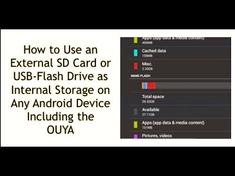 HOW TO USE A MICRO SD CARD AS INTERNAL STORAGE ON ANY ANDROID DEVICE -- BOOST STORAGE UP TO 256GB_Storage videók rendszergazdáknak. Legeslegjobbak.