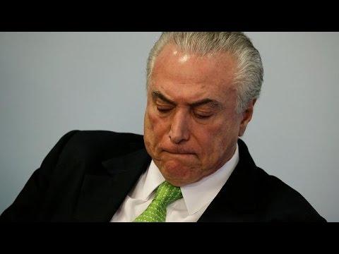 Βραζιλία: To εκλογοδικείο θα κρίνει το μέλλον του Μισέλ Τέμερ