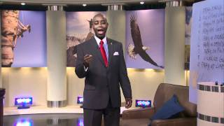 Higher Ground - Improving Your Prayer Life - Dr Barry Black