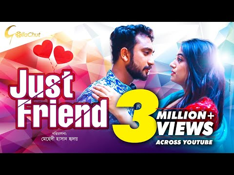 Download Just Friend | জাষ্ট ফ্রেন্ড | Bangla Natok 2019 | Ft Jovan & Shahtaj | Mehedi Hassan Hridoy hd file 3gp hd mp4 download videos