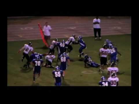 Grady Jarrett High School Highlights video.