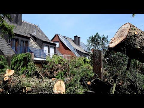 Kreis Viersen: Aufräumen nach dem Tornado