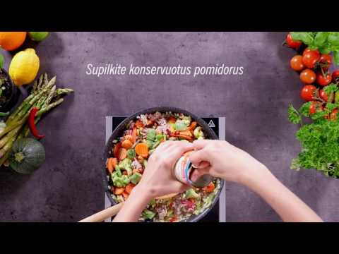 Daržovių ir mėsos troškinys - LIDL receptai