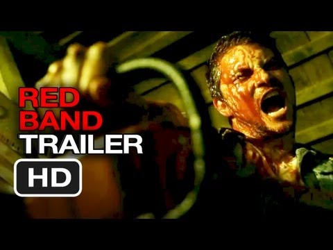 Evil Dead Red Band TRAILER (2013) - Horror Movie HD Video