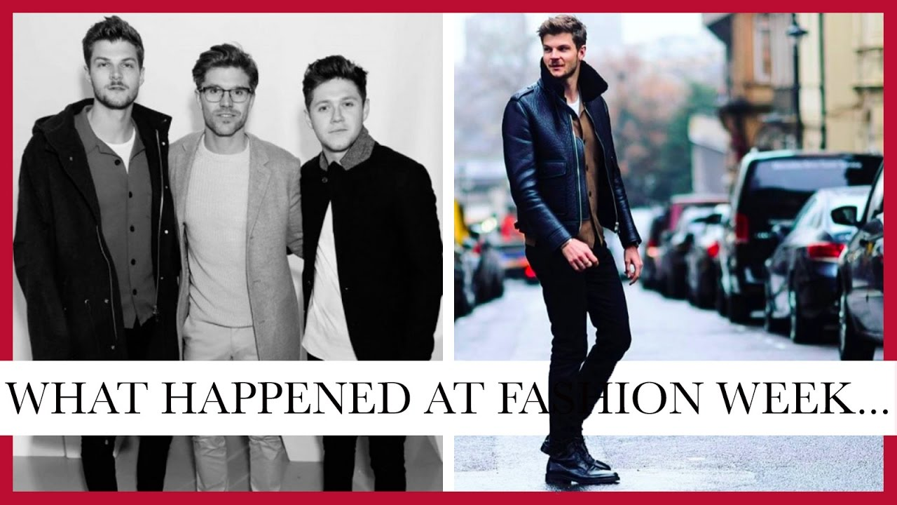 What happened at fashion week...
