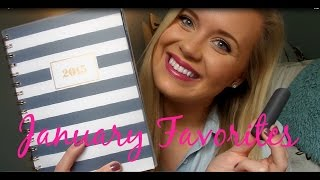 January 2015 Favorites: Beauty And Lifestyle