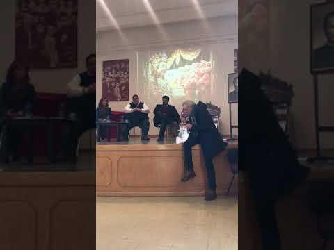 Baturi corregge Scionti, il filmato social