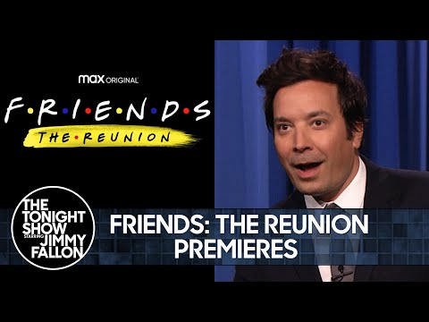 Friends: The Reunion Premieres on HBO Max, Amazon Buys MGM Studios   The Tonight Show