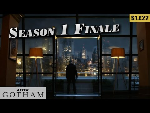 """After """"All Happy Families Are Alike"""" (After Gotham - Season 1, Episode 22)"""