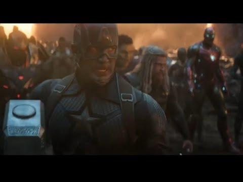 Avengers Endgame Final Battle Scene in Hindi   #AvengersEndgameinHindi