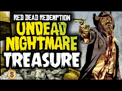 Redemption - Red Dead Redemption: Undead Nightmare - Treasure Hunter! • Leave a