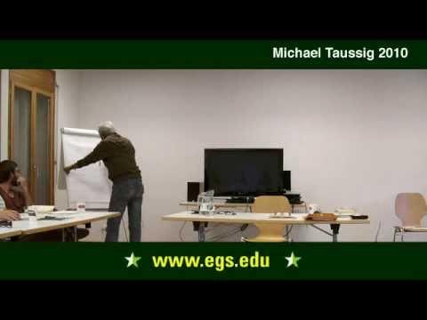 Michael Taussig. Das Geschichtenerzählen und Gesang. 2010