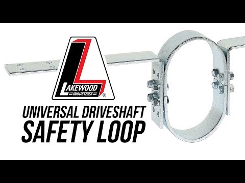 Lakewood Drive Shaft Safety Loop