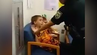 Download Video Mom Records Autistic Son Getting Arrested (VIDEO) MP3 3GP MP4