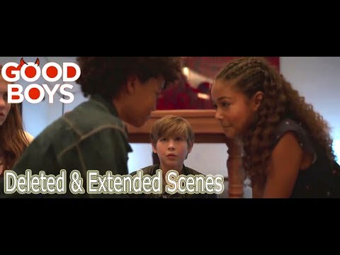 Good Boys (2019) Deleted & Extended Scenes