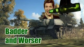World Of Tanks - Drunk Tank - A Posh Discussion Of World Politics While Drunk